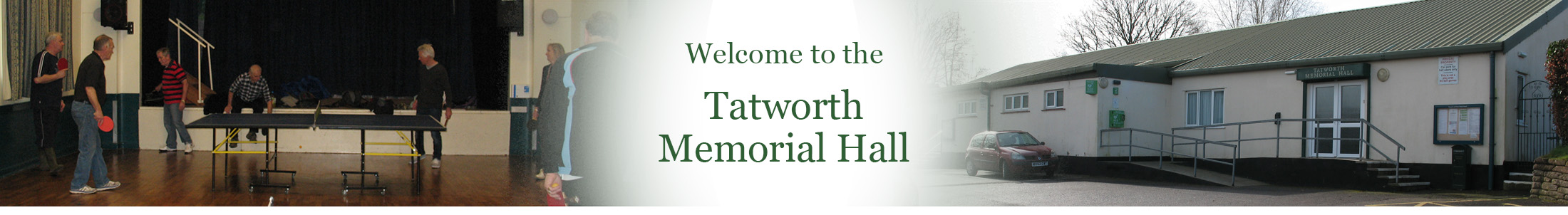 Header Image for Tatworth Memorial Hall